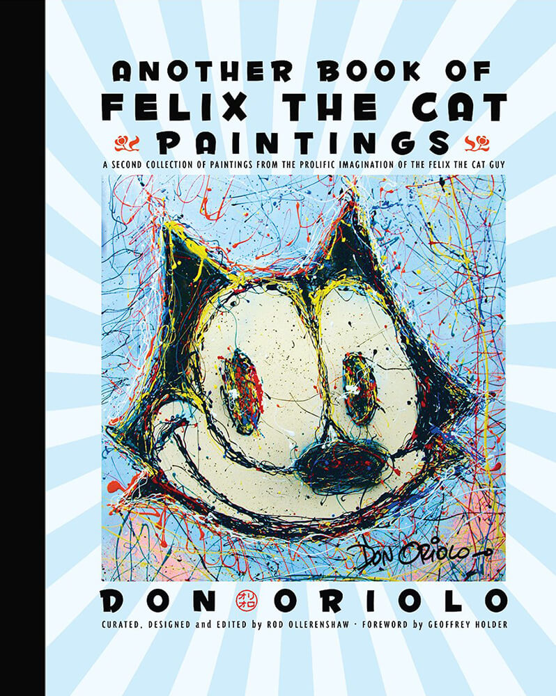 Another Book of Felix the Cat Paintings