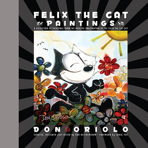Felix the Cat Paintings