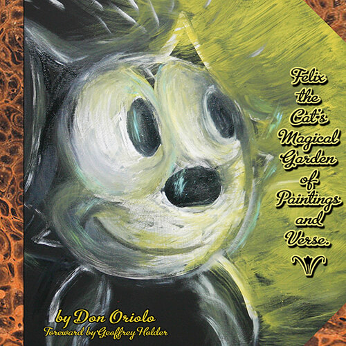 Felix the Cat's Magical Garden of Paintings and Verse