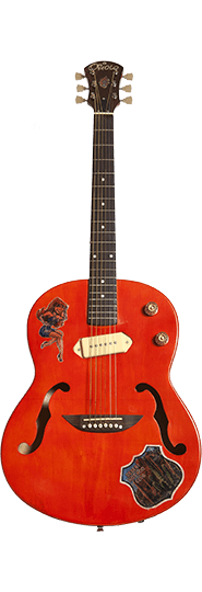 Rockabilly with Decal